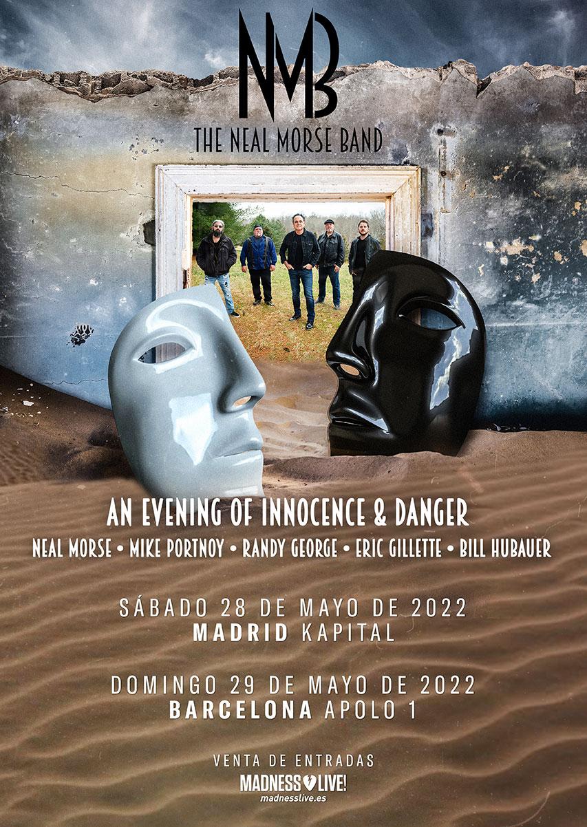 The Neal Morse Band Spain Tour 2022