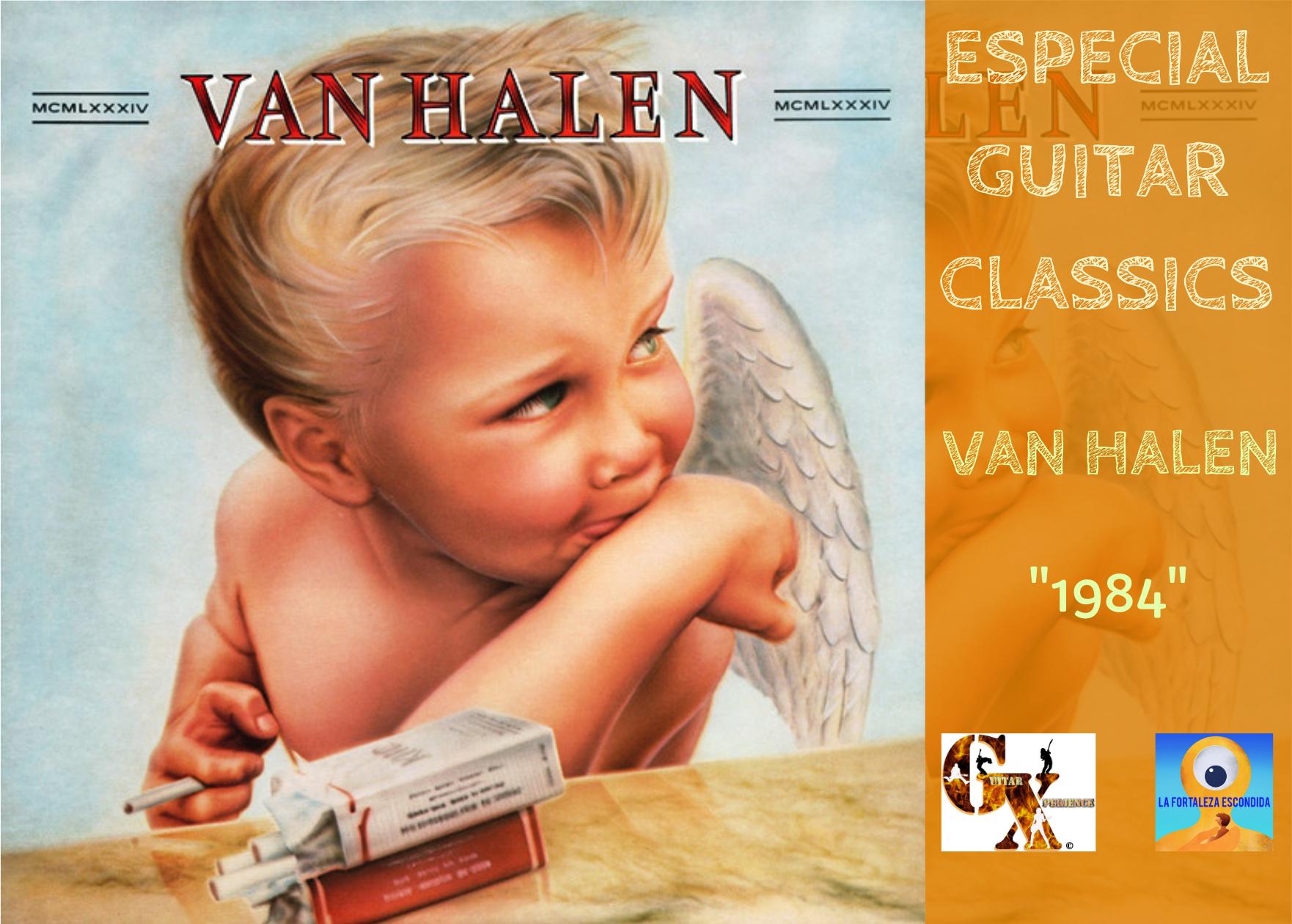 guitar classics van halen 1984