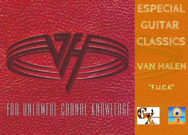 guitar classics vh fuck