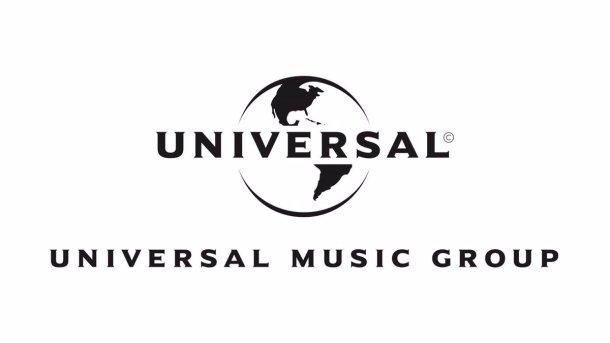 Logo de Universal Music Group.