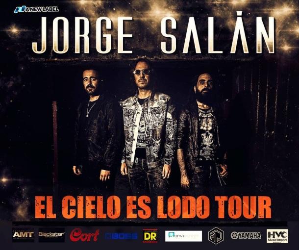 Jorge Salan tour 2021