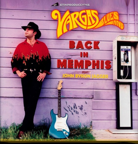 Vargas Blues Band spain tour 2021