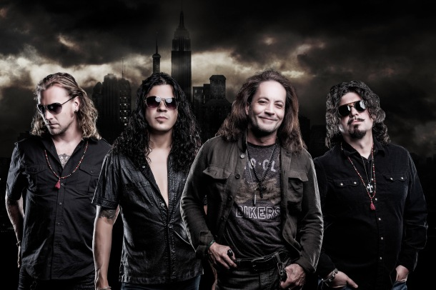 Jake E. Lee's Red Dragon Cartel 02