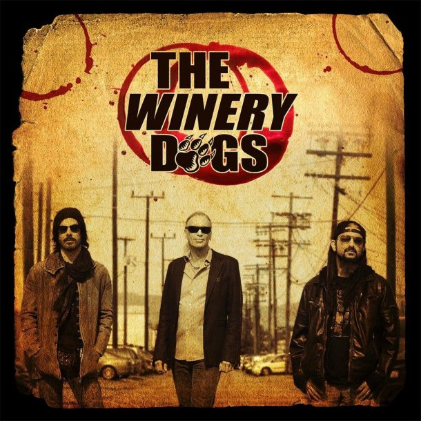 The Winery Dogs CD cover